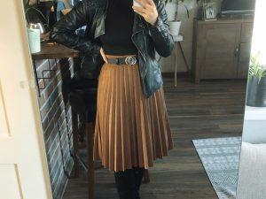 Sukňa plisová Michaela